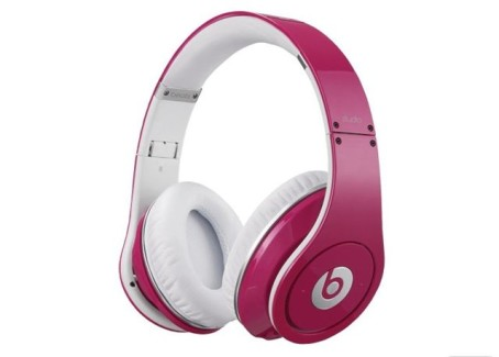 Beats Studio Over-Ear Headphone Pink1