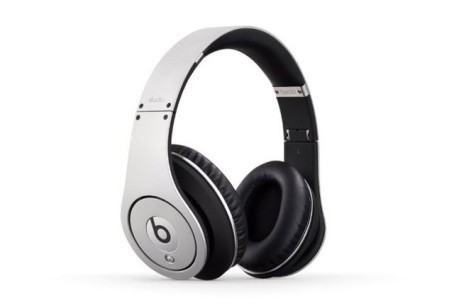 Beats Studio Over-Ear Headphone Silver