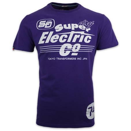 SupedryElectricCoTeePurpleFront600