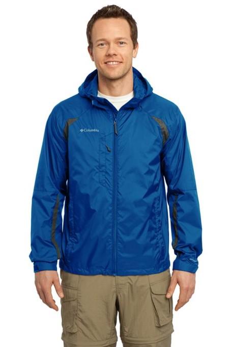 [問題]好市多這件Columbia外套的防水防風程度?